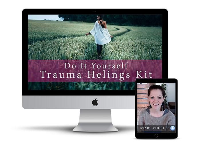 EFT Trauma helings kit - Do It Yourself traumaverwerkings kit met EFT videos